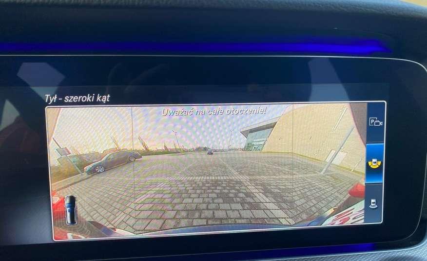 Mercedes E 220 2.2cdi moc194KM full led Skóra kamery360 multi beam 1 rok gwarancji zdjęcie 16