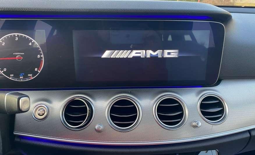 Mercedes E 220 2.2cdi moc194KM full led Skóra kamery360 multi beam 1 rok gwarancji zdjęcie 22