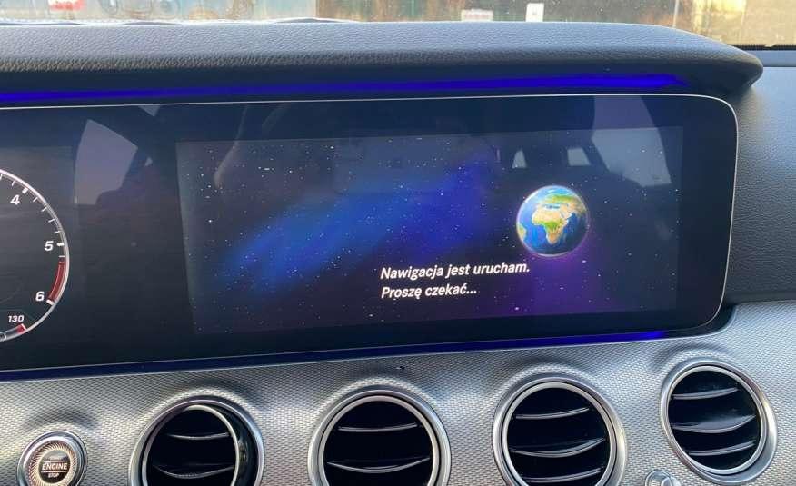 Mercedes E 220 2.2cdi moc194KM full led Skóra kamery360 multi beam 1 rok gwarancji zdjęcie 23