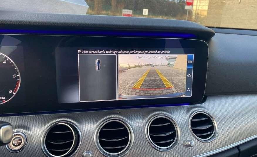 Mercedes E 220 2.2cdi moc194KM full led Skóra kamery360 multi beam 1 rok gwarancji zdjęcie 34