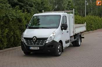 Renault Master 2.3 145dCi Wywrotka Klima 3, 5T Hak