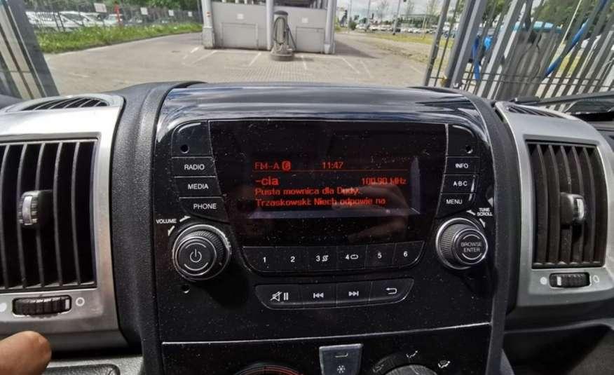Fiat Ducato 3.0 MULTIJET 180 KM, Chłodnia 0°, Klima, Komputer, Tempomat, Salon PL zdjęcie 18