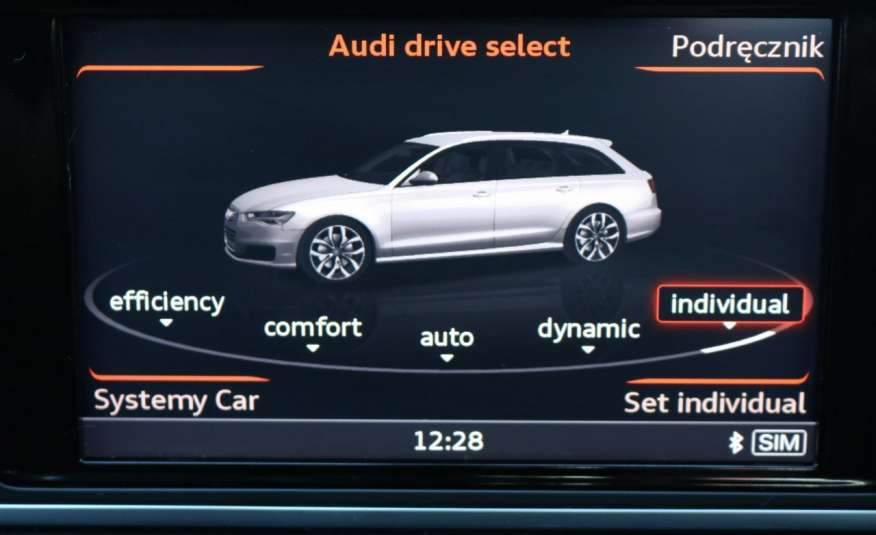 A6 Audi A6 Tdi Quatro S tronic, fv VAT 23, Gwarancja x 5 zdjęcie 9