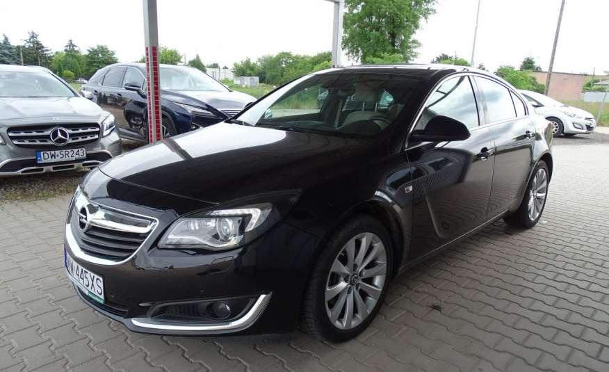 Opel Insignia 2.0 CDTI Salon PL 1 wł ASO FV23% TransportGRATIS zdjęcie 1