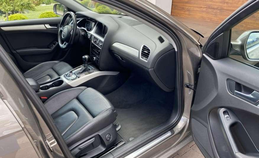 Audi A4 15r. 2.0 150 KM skóra navi el.klapa radar serwis w ASO Cz wa zdjęcie 8