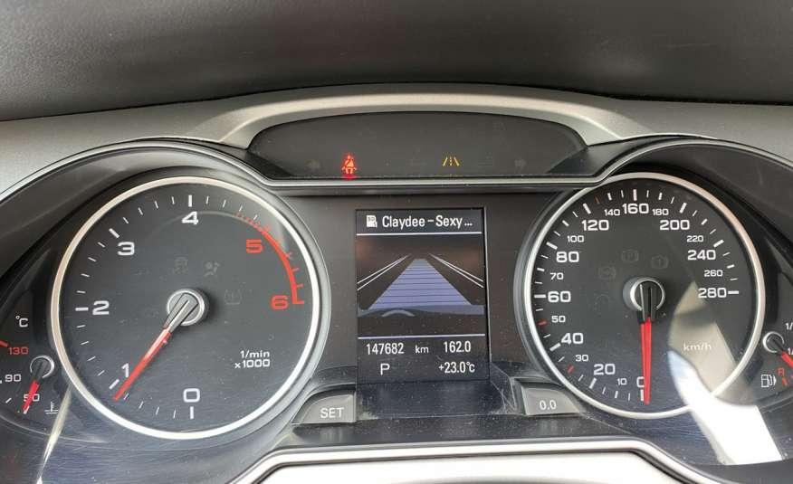 Audi A4 15r. 2.0 150 KM skóra navi el.klapa radar serwis w ASO Cz wa zdjęcie 18