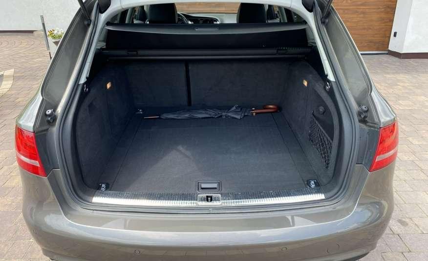 Audi A4 15r. 2.0 150 KM skóra navi el.klapa radar serwis w ASO Cz wa zdjęcie 21