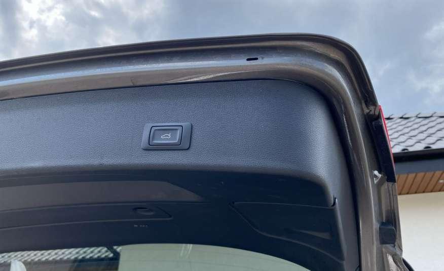 Audi A4 15r. 2.0 150 KM skóra navi el.klapa radar serwis w ASO Cz wa zdjęcie 22