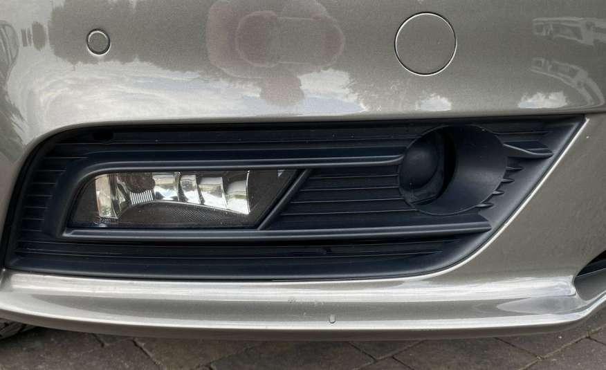 Audi A4 15r. 2.0 150 KM skóra navi el.klapa radar serwis w ASO Cz wa zdjęcie 23