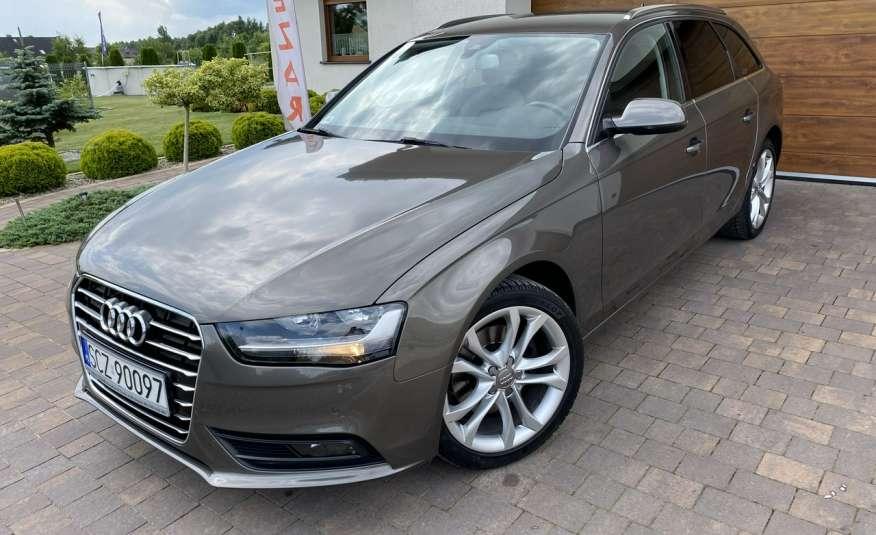 Audi A4 15r. 2.0 150 KM skóra navi el.klapa radar serwis w ASO Cz wa zdjęcie 24