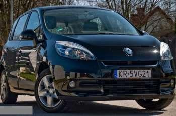 Renault Scenic Bezwypadkowy, Navi, Grzane Fotele, Zamiana, Gwarancja