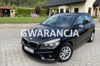 BMW 218 218d 2.0D 150KM Tourer Advantage / I-właściciel / Bezwypadkowa