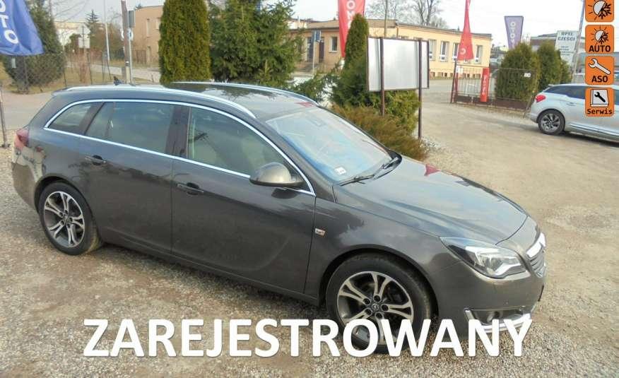 Opel Insignia Pełen serwis , bezwypadkowa , wyposażona , super zadbana, zarejestrowana zdjęcie 1