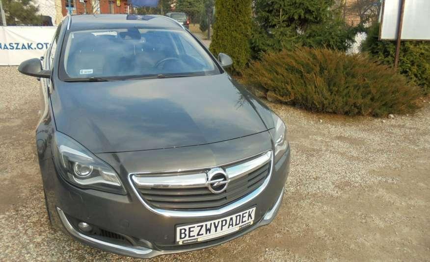 Opel Insignia Pełen serwis , bezwypadkowa , wyposażona , super zadbana, zarejestrowana zdjęcie 4