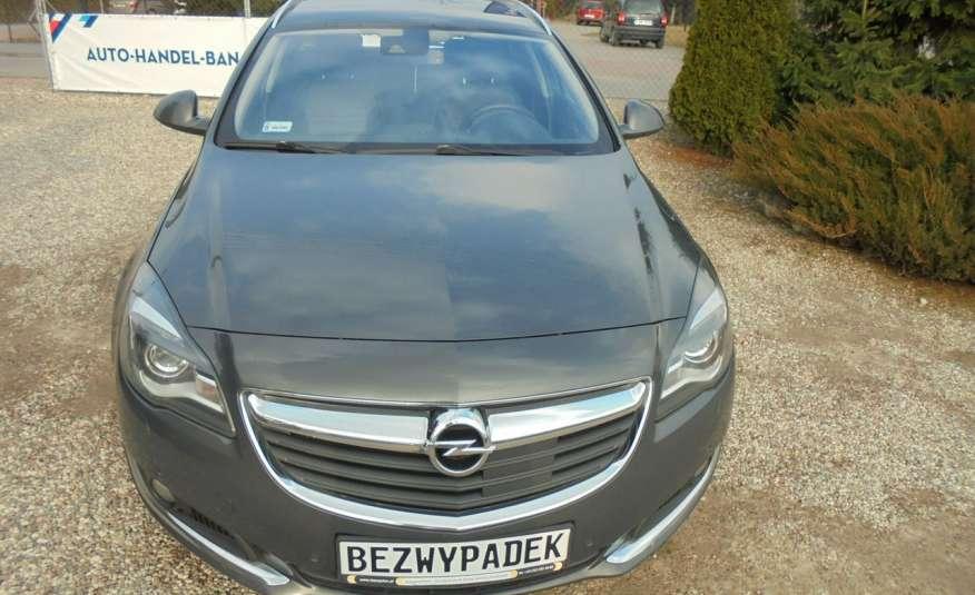 Opel Insignia Pełen serwis , bezwypadkowa , wyposażona , super zadbana, zarejestrowana zdjęcie 5