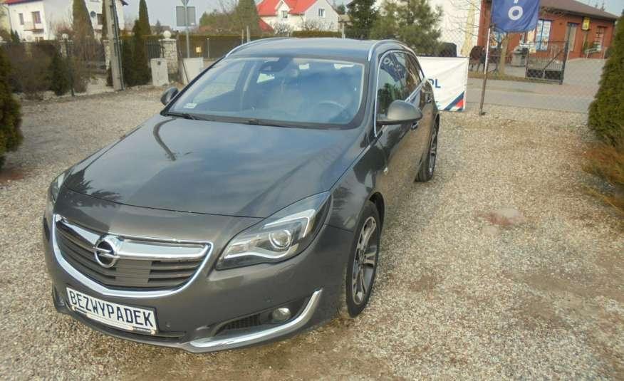 Opel Insignia Pełen serwis , bezwypadkowa , wyposażona , super zadbana, zarejestrowana zdjęcie 6