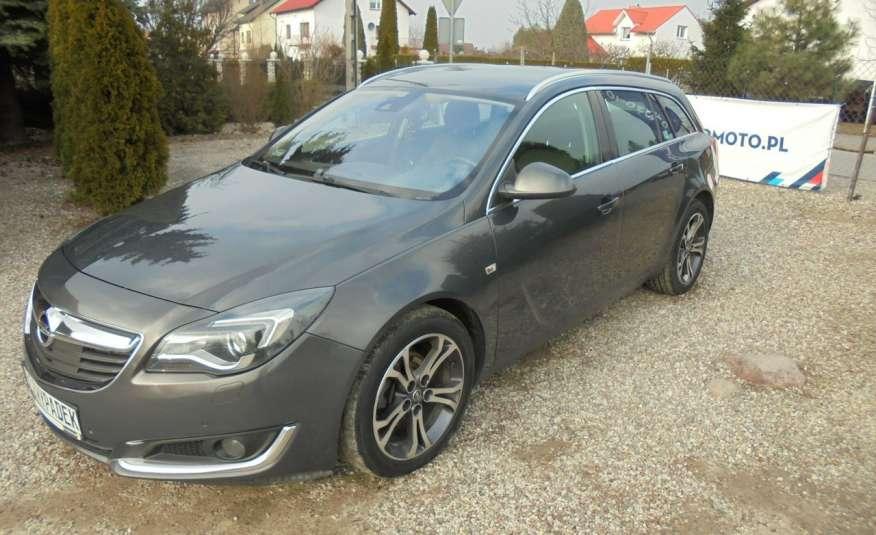 Opel Insignia Pełen serwis , bezwypadkowa , wyposażona , super zadbana, zarejestrowana zdjęcie 7