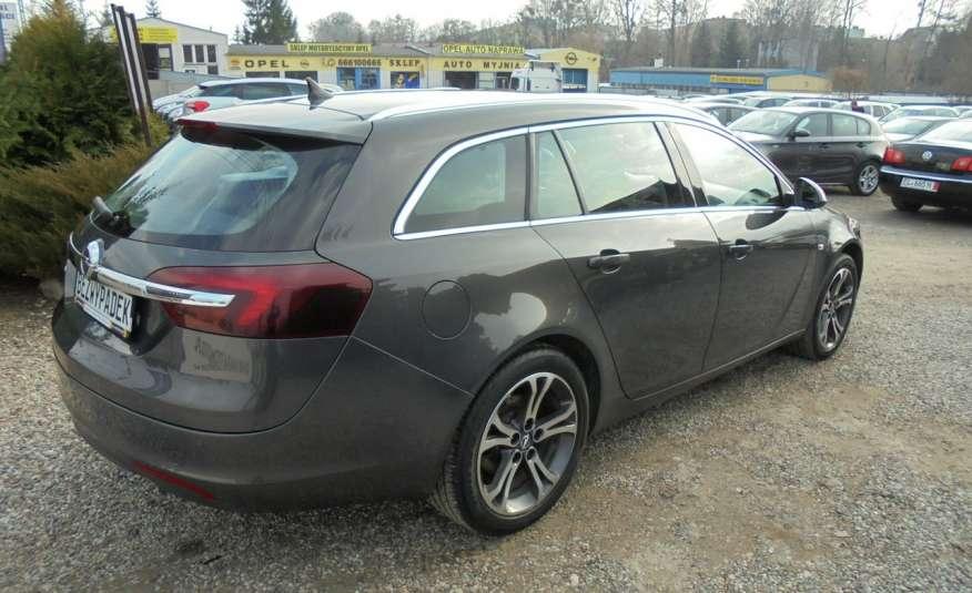 Opel Insignia Pełen serwis , bezwypadkowa , wyposażona , super zadbana, zarejestrowana zdjęcie 12