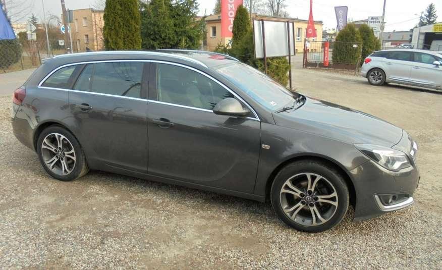 Opel Insignia Pełen serwis , bezwypadkowa , wyposażona , super zadbana, zarejestrowana zdjęcie 14