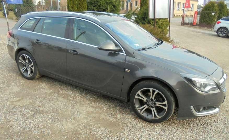Opel Insignia Pełen serwis , bezwypadkowa , wyposażona , super zadbana, zarejestrowana zdjęcie 15