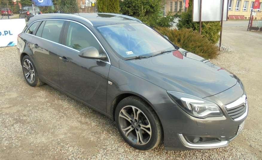 Opel Insignia Pełen serwis , bezwypadkowa , wyposażona , super zadbana, zarejestrowana zdjęcie 16