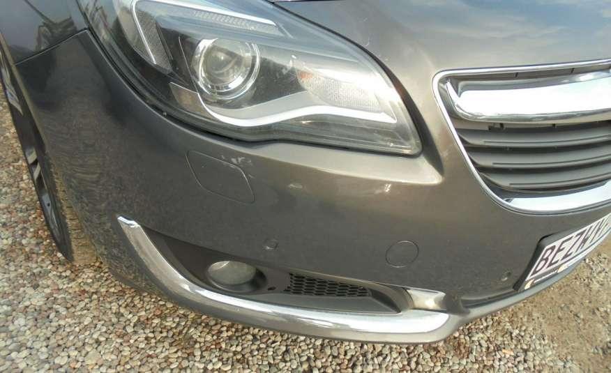 Opel Insignia Pełen serwis , bezwypadkowa , wyposażona , super zadbana, zarejestrowana zdjęcie 17