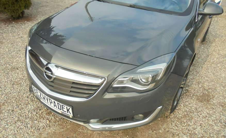 Opel Insignia Pełen serwis , bezwypadkowa , wyposażona , super zadbana, zarejestrowana zdjęcie 18