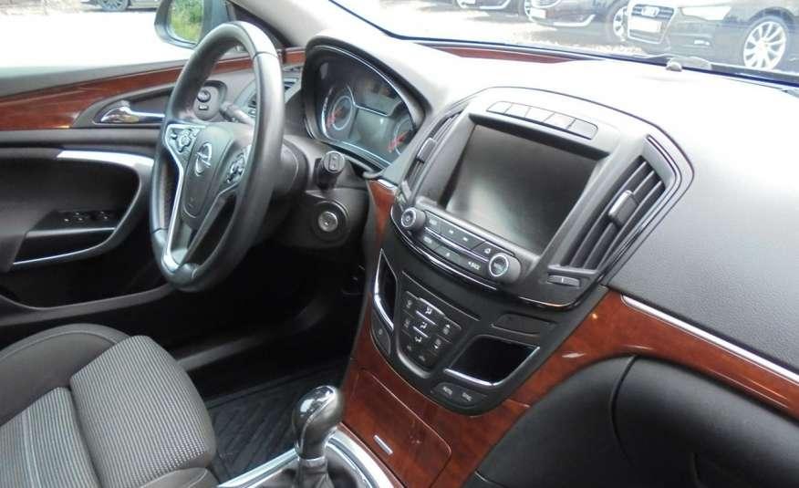 Opel Insignia Pełen serwis , bezwypadkowa , wyposażona , super zadbana, zarejestrowana zdjęcie 20