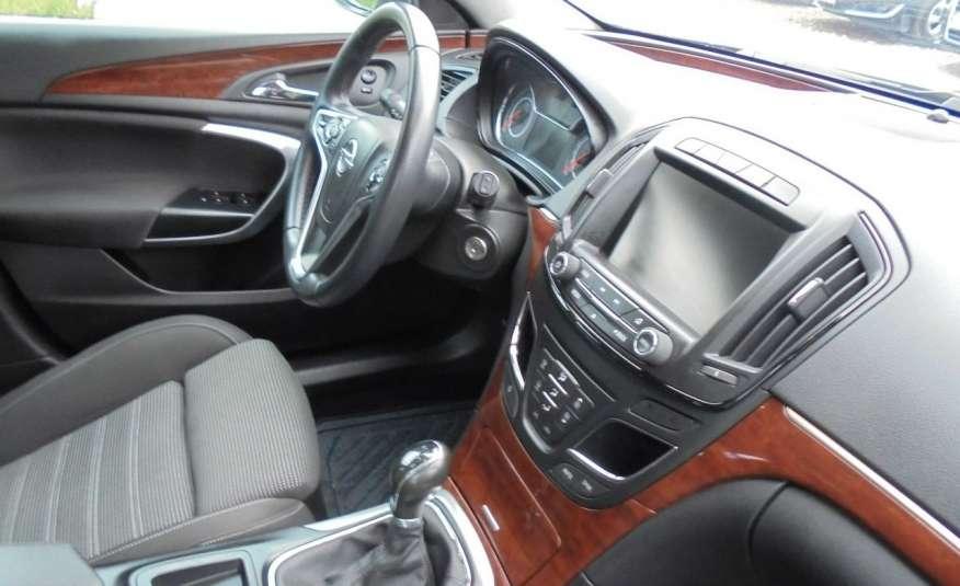 Opel Insignia Pełen serwis , bezwypadkowa , wyposażona , super zadbana, zarejestrowana zdjęcie 21