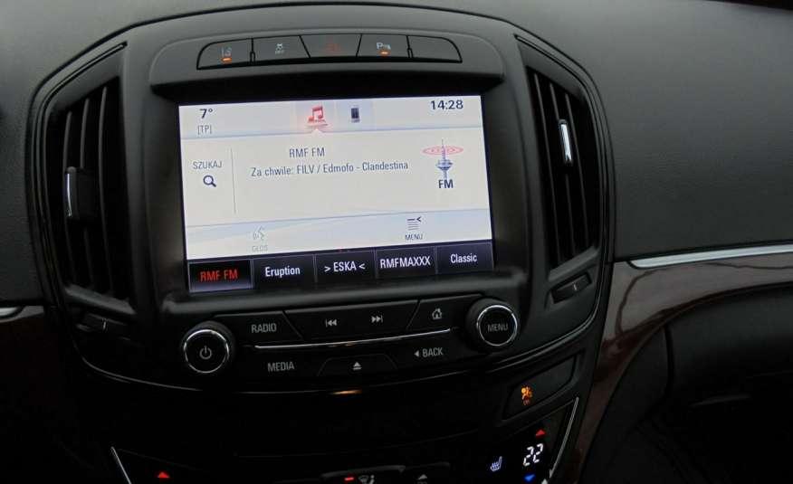 Opel Insignia Pełen serwis , bezwypadkowa , wyposażona , super zadbana, zarejestrowana zdjęcie 28