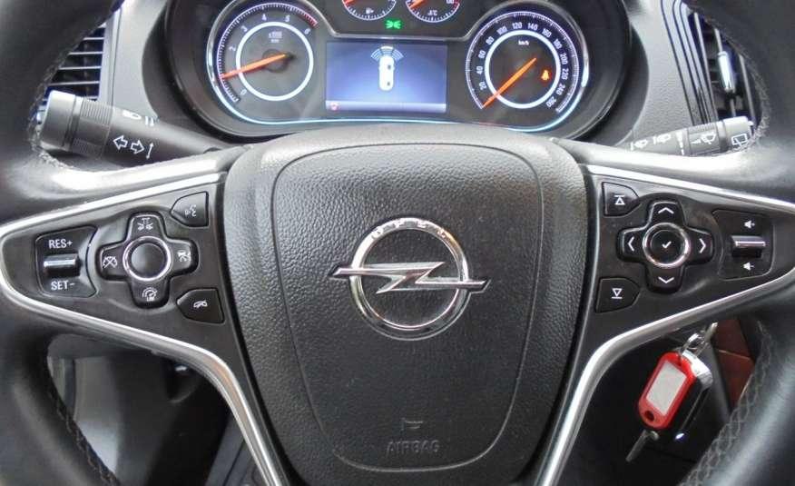 Opel Insignia Pełen serwis , bezwypadkowa , wyposażona , super zadbana, zarejestrowana zdjęcie 30