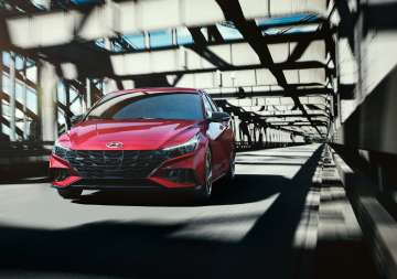 Hyundai HYUNDAI Elantra 1.6 Smart
