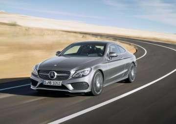 Mercedes Mercedes C 200 4MATIC 9G-TRONIC