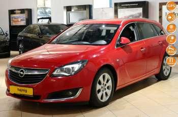 Opel Insignia Cosmo S/S + liczne Pakiety, Gwarancja x 5, salon PL, fv VAT 23