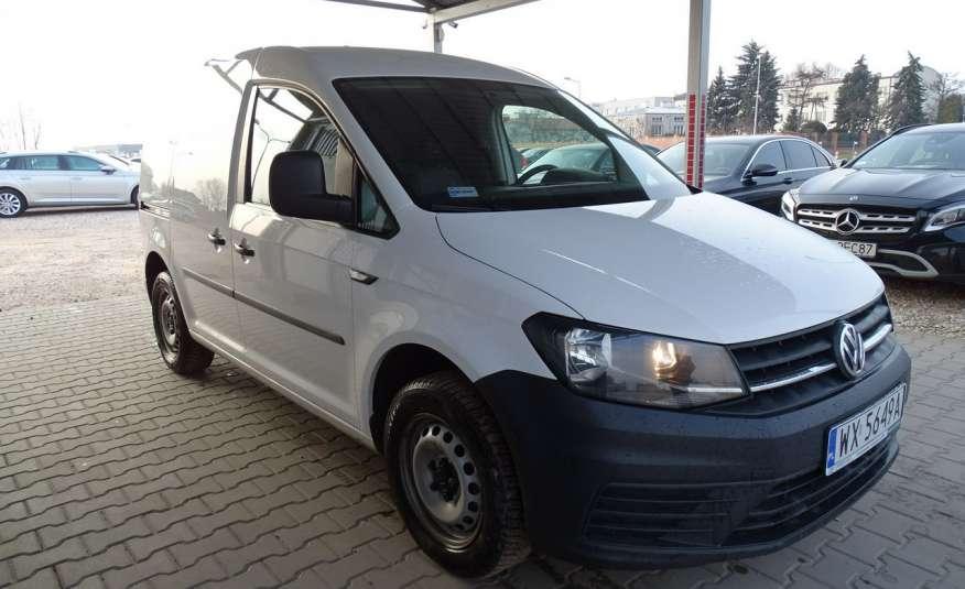 Volkswagen Caddy 2.0 TDI Salon PL 1 wł ASO FV23% zdjęcie 3