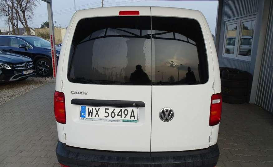 Volkswagen Caddy 2.0 TDI Salon PL 1 wł ASO FV23% zdjęcie 5