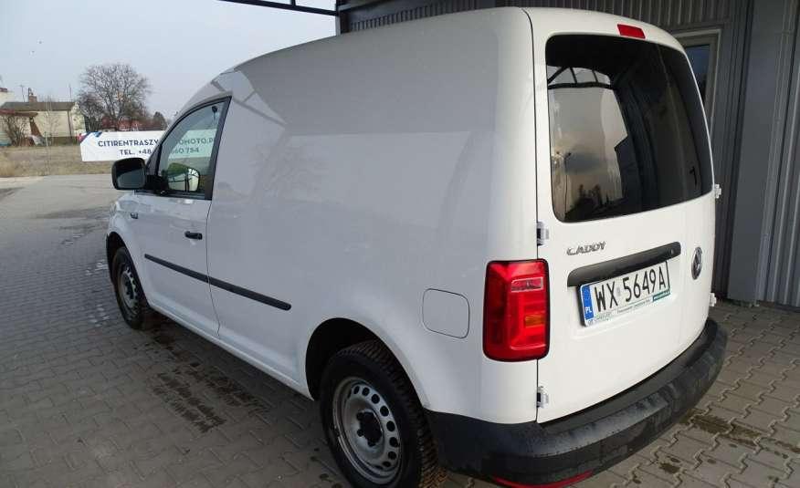 Volkswagen Caddy 2.0 TDI Salon PL 1 wł ASO FV23% zdjęcie 6