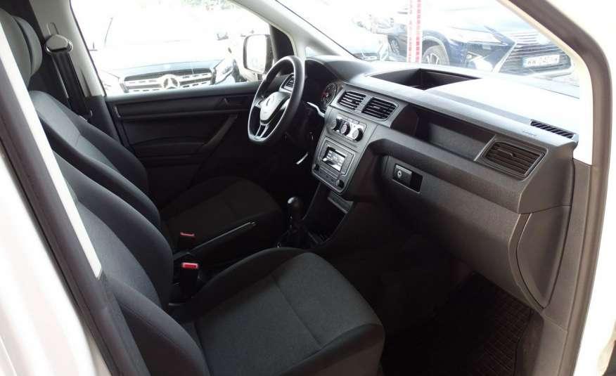 Volkswagen Caddy 2.0 TDI Salon PL 1 wł ASO FV23% zdjęcie 9