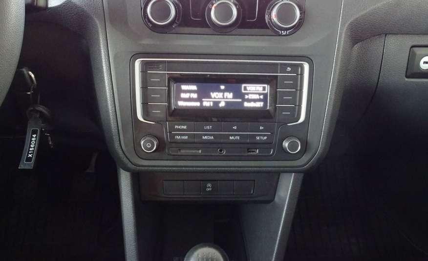 Volkswagen Caddy 2.0 TDI Salon PL 1 wł ASO FV23% zdjęcie 15