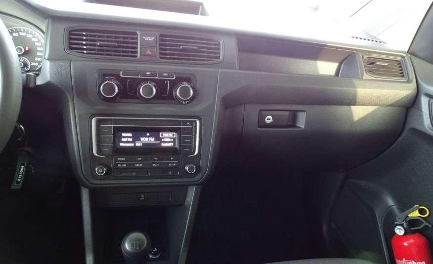 Volkswagen Caddy 2.0 TDI Salon PL 1 wł ASO FV23% zdjęcie 17