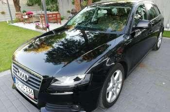 Audi A4 1.8 T Sprowadzona Opłacona