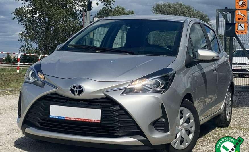 Toyota Yaris Raty BEZ BIK i KRD benz klima.kamera, tylko 36tys km Gwarancja zdjęcie 1