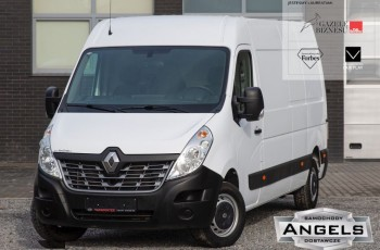 Renault Master L3H2 MAXI 3.70m FURGON EURO 6