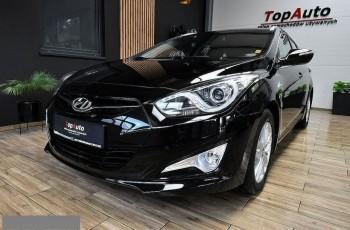 Hyundai i40 1.7 CRDi led gwarancja bezwypadkowy po opłatach piękny 128tys