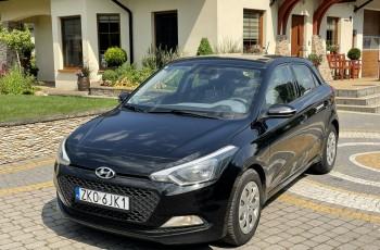 Hyundai i20 1.1 CRDI / Salon PL I-właściciel