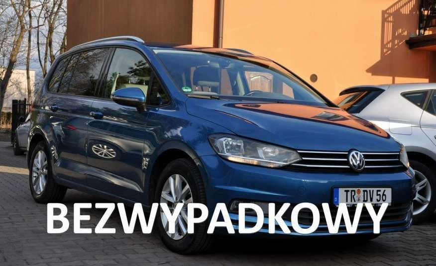 Volkswagen Touran 1.6TDI PDC Nawi Multi Alum zdjęcie 1