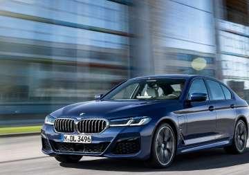 BMW BMW M550i xDrive aut