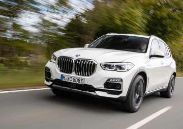 BMW BMW X5 xDrive30d mHEV sport-aut
