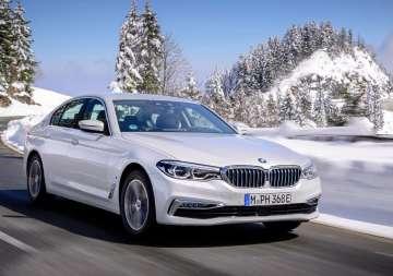 BMW BMW M5 GPF