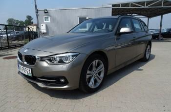 BMW 320 320i Sport Line Salon PL 1 wł ASO FV23% Transport GRATIS